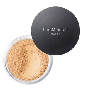 Bareminerals Matte SPF 15 Powder Foundation